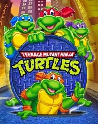 As Tartarugas Ninjas Serie Animada 1987 Raridade Faltando