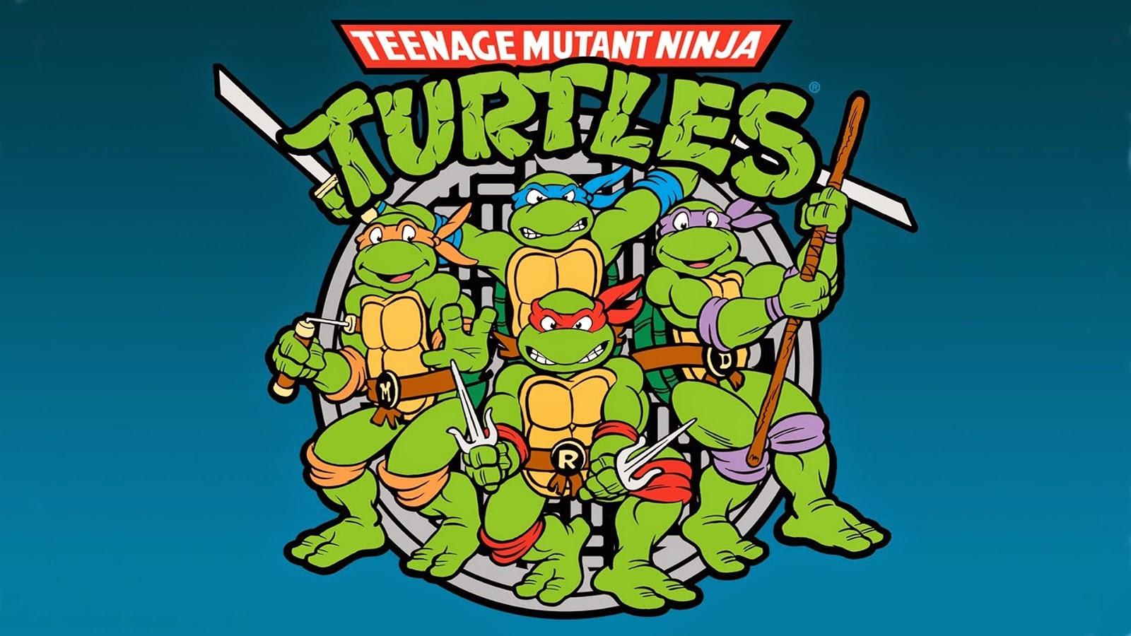 As Tartarugas Ninjas Anos 80 4 Temporadas Legendado Em
